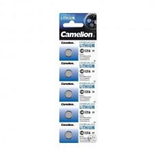 Knoopcel 1216 Batterij Camelion Strip 5X