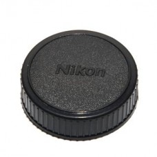 Lens Cap Body and Rear Canon Nikon