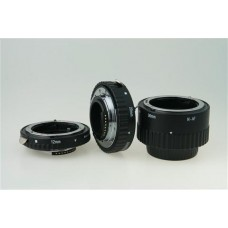 3 Ring Auto-Focus AF Macro Extension Tube voor Nikon (Metaal)