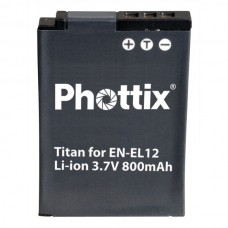 EN-EL12 Phottix